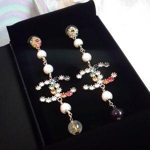 CHANEL Jewelry - Chanel Earrings